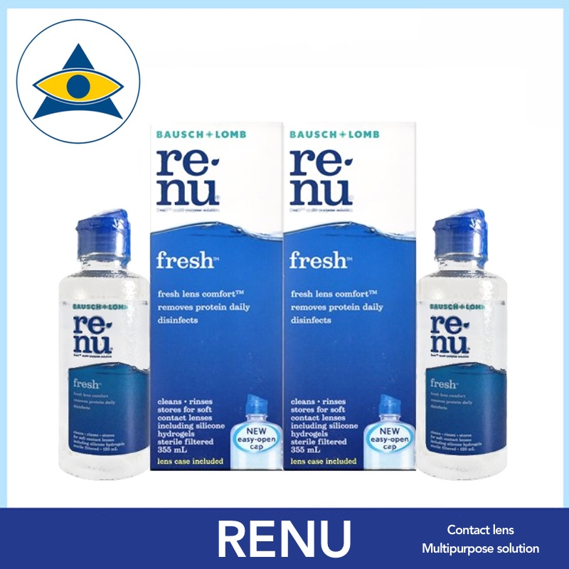 RENU contact lens multipurpose solution Tampines Optical Admiralty Optical