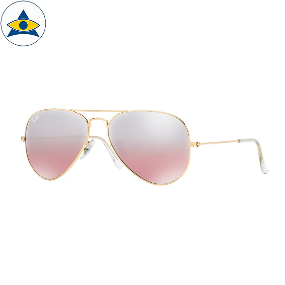 3025 aviator large 001-3e gold w pink mirror silver brown s5814 stars$268 stock2