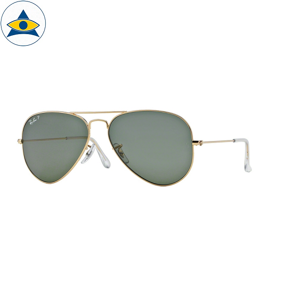 3025 aviator large 001-58 gold w g15 polar s5814 stars$338 stock3