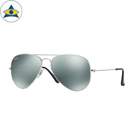 3025 aviator large W3277 silver w crys grey mirror s5814 stars$278 stock3