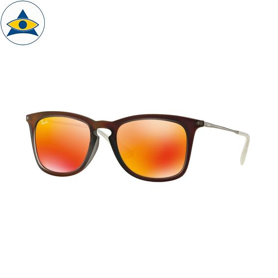 4221F 6167-6Q shotrubberred w brown mirror orange 5219 $289