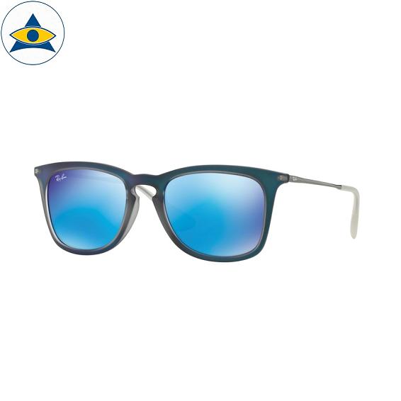 4221F 6170-55 shotrubberblue w blue mirror green 5219 $289