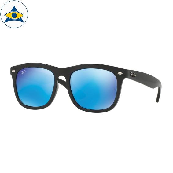 4260D 601-55 blk w blue flash 5719  2stock