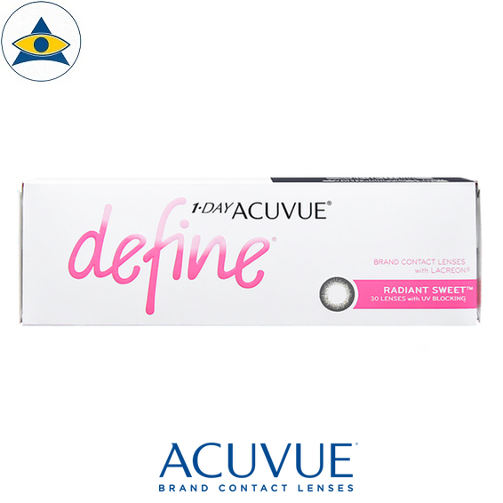 acuvue define daily cosmetic colour contact lenses tampines admiralty optical