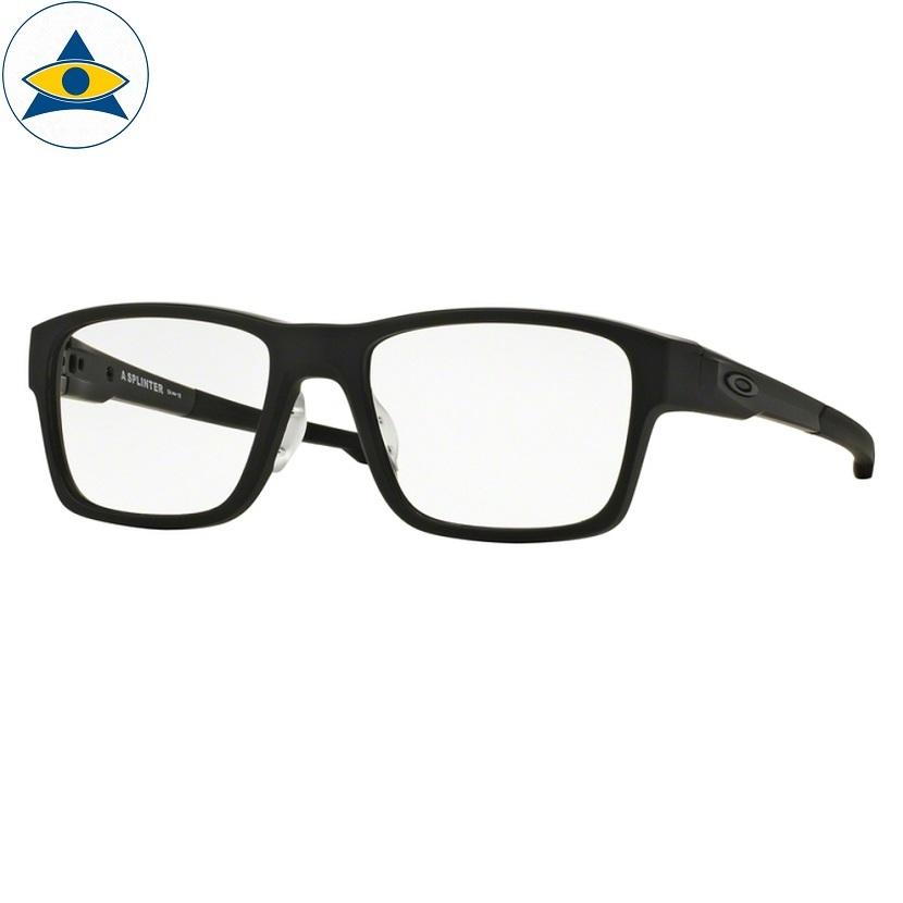 OX 8095 SATIN BLACK 01 TWO PIECE