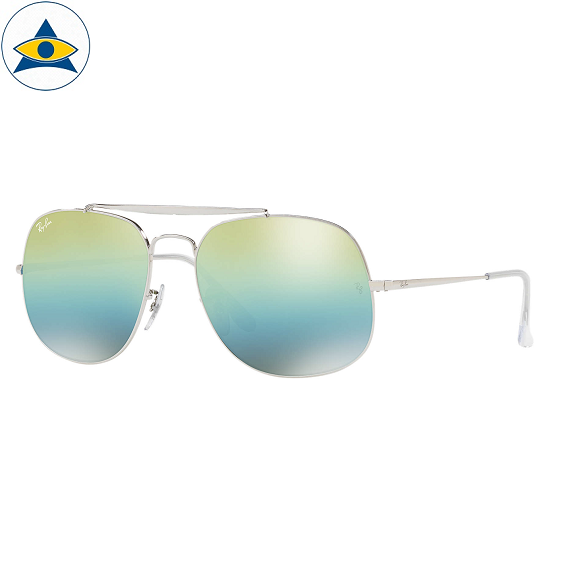 3561 silver 003:I2 blue green mirror s5717 $4318 1
