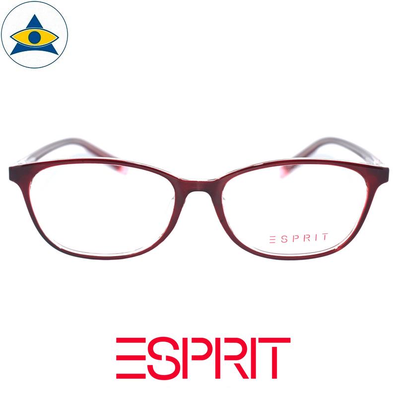 Esprit 14293 c531 Red s5316 Tampines Optical Admiralty Optical 1