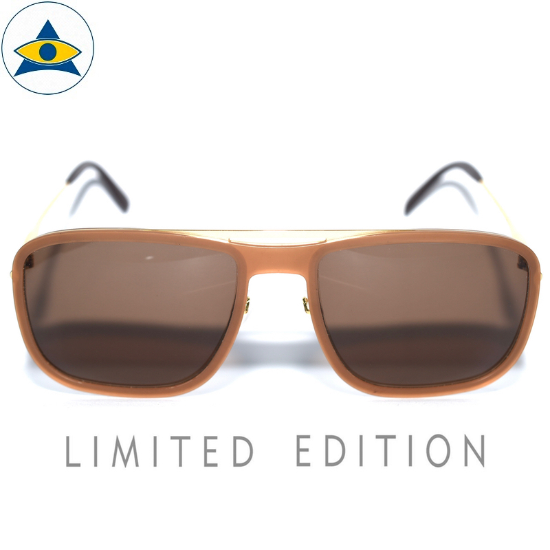JS-1033 C4 Brown w Brown S57-22 1 Tampines Optical Admiralty Optical LIMTED