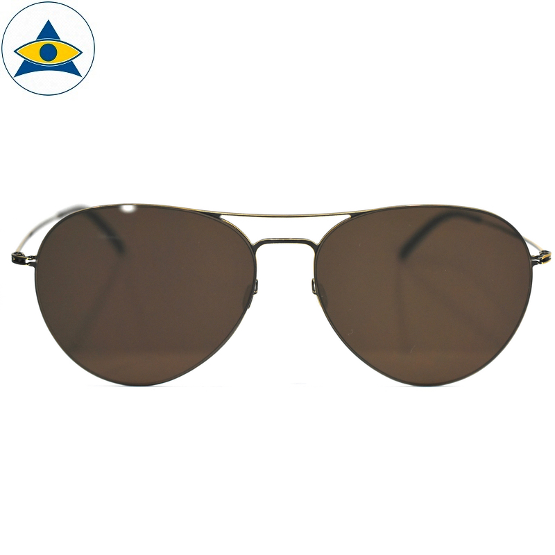 JS-7702 Black-Gold w Brown S60-17 1 Tampines Optical Admiralty Optical
