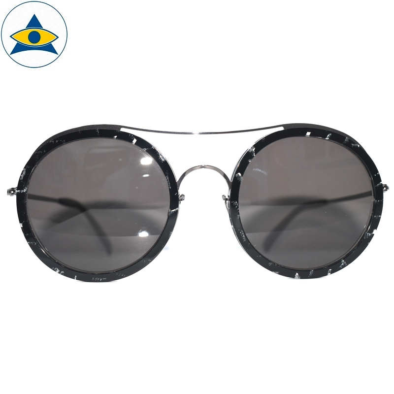 JS-7705 C2 BlkSilverGlitter w Grey S54-25 1 Tampines Optical Admiralty Optical