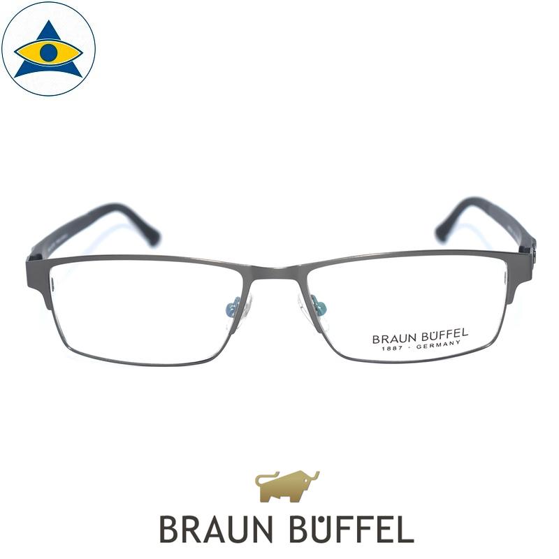 braun buffel 27303 c703 GREY blk s5616 Tampines Optical Admiralty Optical 1