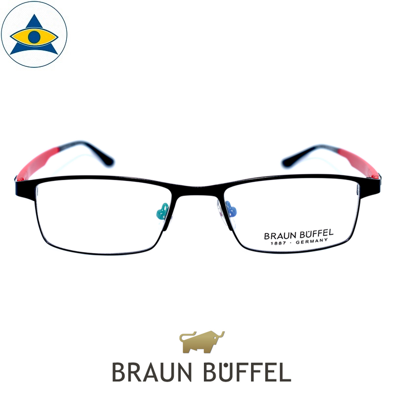 braun buffel 27307 c709 blk red s5218 Tampines Optical Admiralty Optical 1