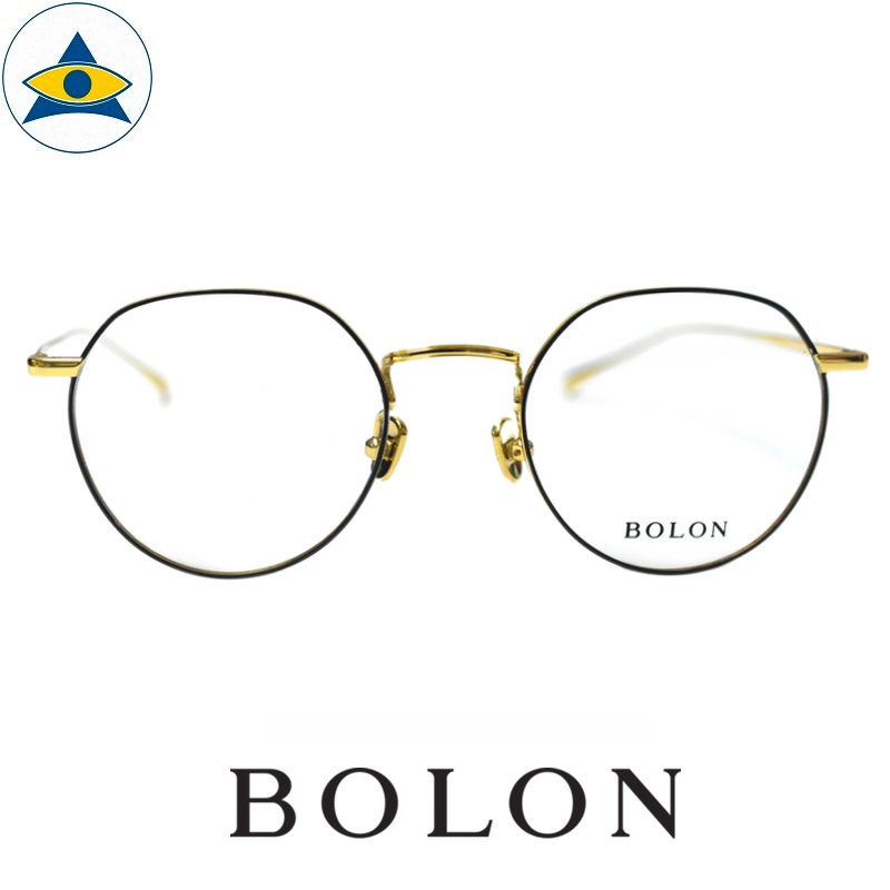 Bolon 7009 B11 Black Gold s5021 $188 1 Tampines Optical Admiralty