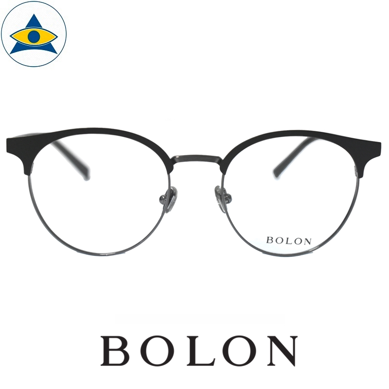 Bolon 7017 B11 Black Gun s5019 $188 1 Tampines Optical Admiralty