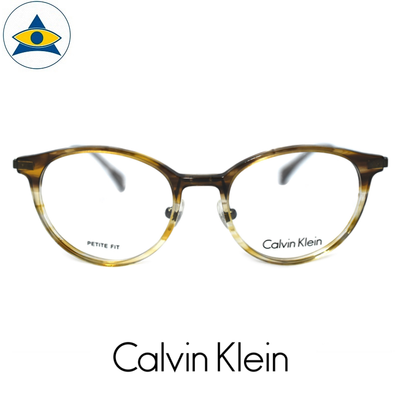 99daf38550 CALVIN KLEIN CK 5943A 240 Brown s4918  229 1 tampines admiralty optical