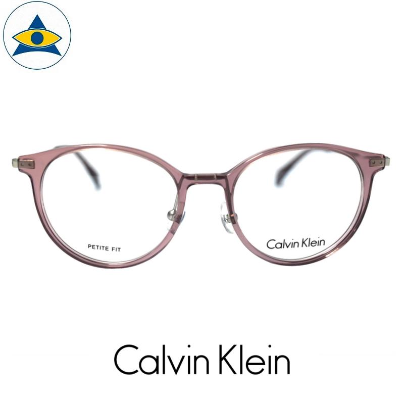 CALVIN KLEIN CK 5943A 602 Pink s4918 $229 1 tampines admiralty optical