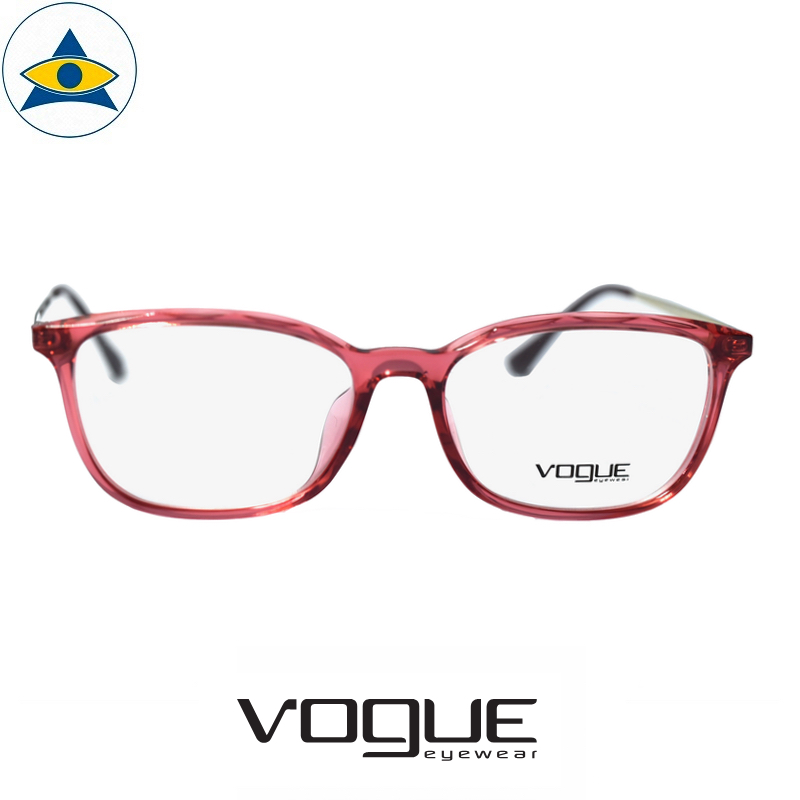 vogue 5199D 2600 Red Gold s54-16 $228 1 tampines optical admiralty optical