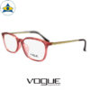 vogue 5199D 2600 Red Gold s54-16 $228 2 tampines optical admiralty optical