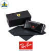 rayban scuderia ferrari sunglass box case tampines admiralty optical 1