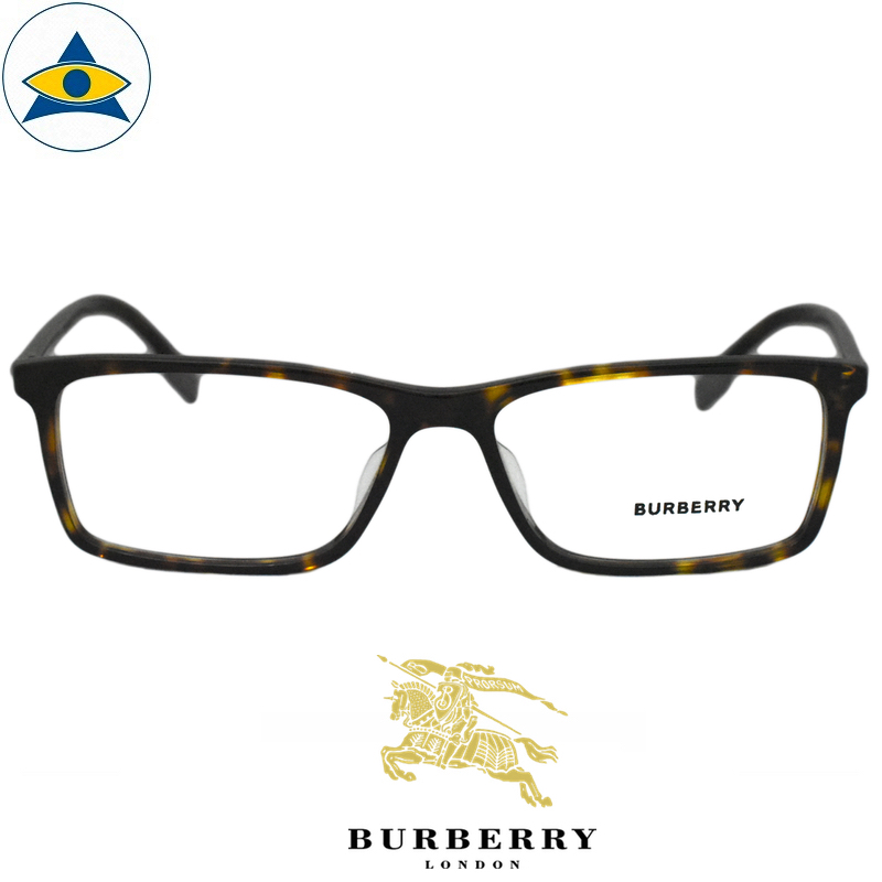 Burberry 2286D 3002 Turtle shell s55-15 $288 Tampines Optical Admiralty Optical 1