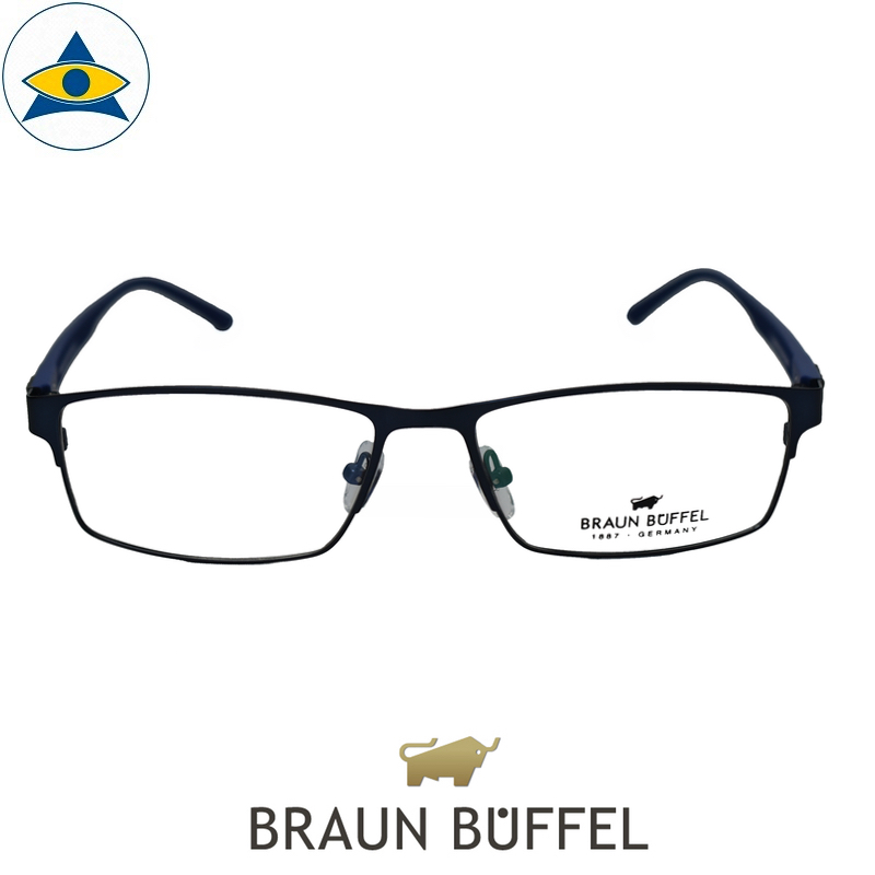 braun buffel 28105 c702 Blue s5716 $228 1 Tampines Optical Admiralty Optical