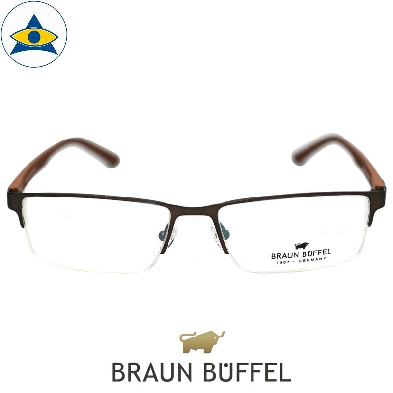 braun buffel 28106 c707 Brown s5817 1 Tampines Optical Admiralty Optical
