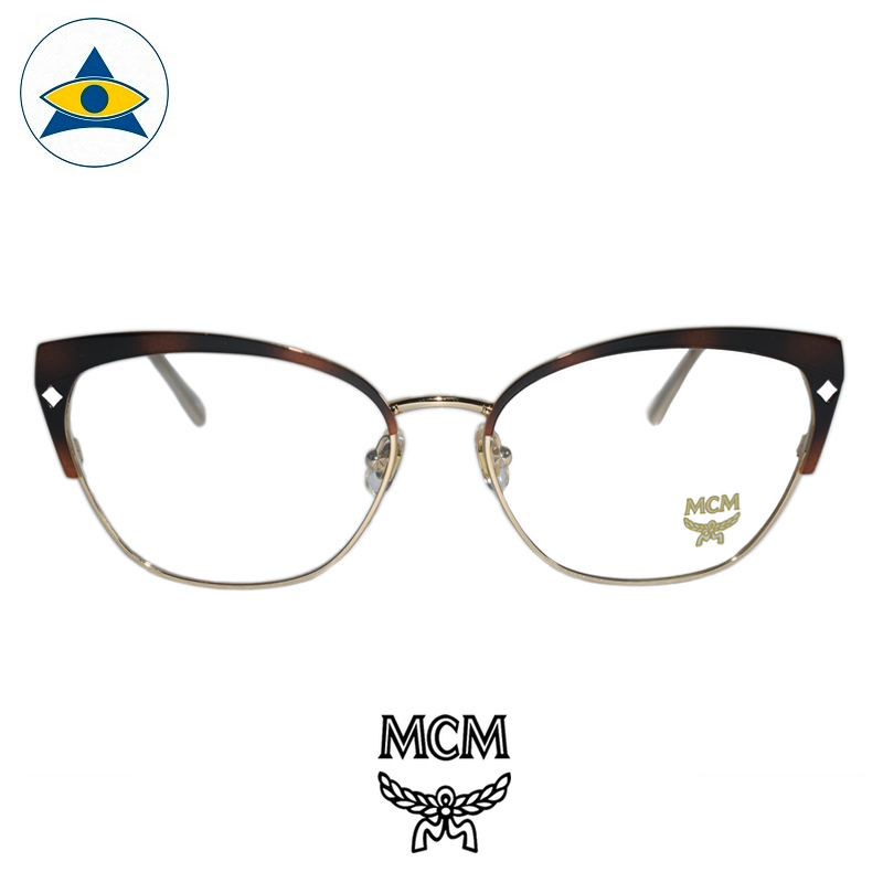 MCM 2113 723 Tortoiseshell Gold s5415 $288 1 tampines admiralty optical