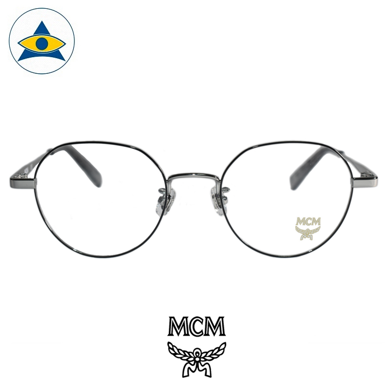 MCM 2116 067 Black Silver s5020 $268 1 tampines admiralty optical