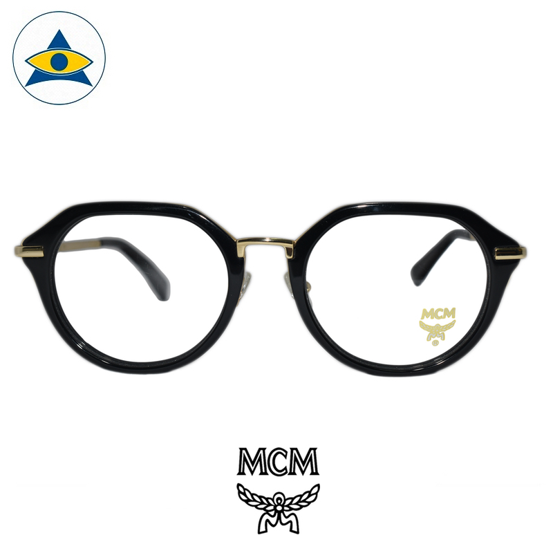 MCM 2611A 001 Black Gold s5019 $268 1 tampines admiralty optical