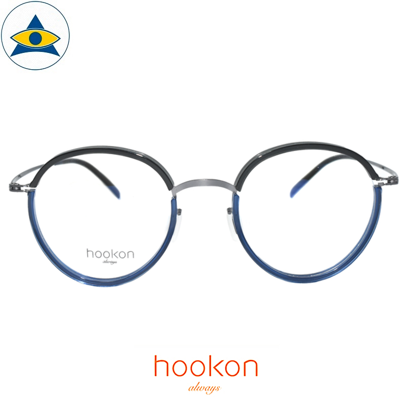 Hookon AT-H18 C2 Black Navy S48-21 Tampines Optical Admiralty Optical 1