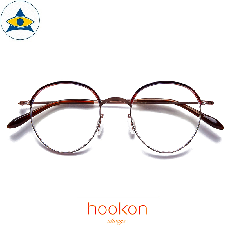 Hookon VT-01 Ltd Ed C3 Red S4820 $228 1 Tampines Optical Admiralty Optical