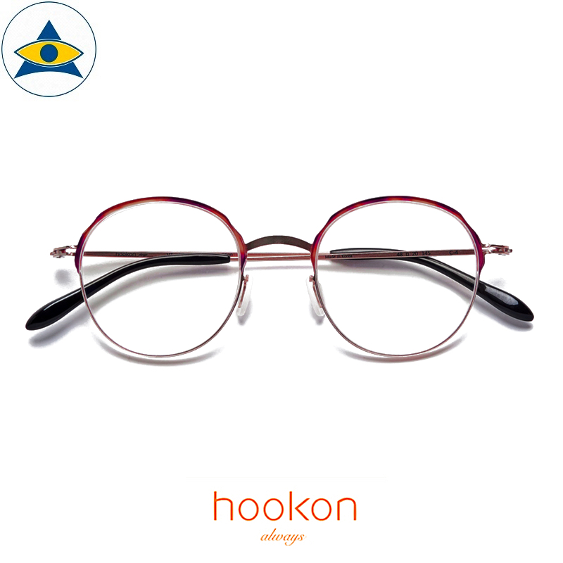 Hookon VT-02 Ltd Ed Red S4820 $228 1 Tampines Optical Admiralty Optical