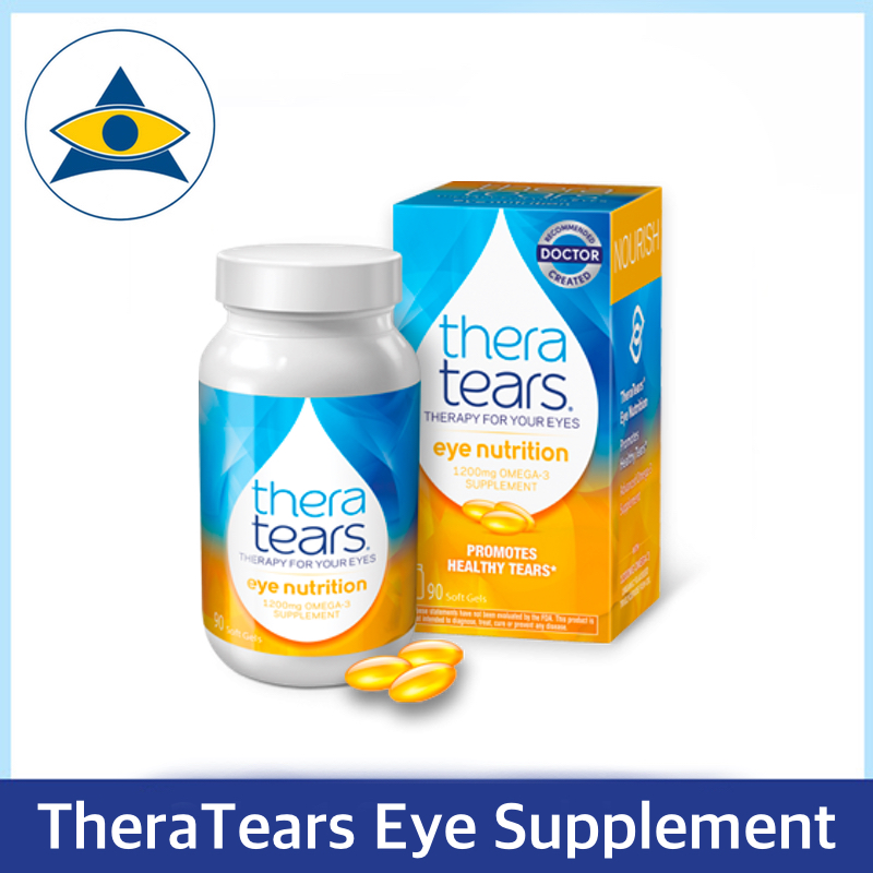 Thera Tears eye nutrition supplement for dry eyes Tampines Admiralty Optical