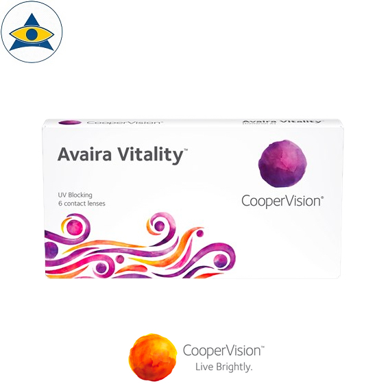 Cooper Vision Avaira Vitality Monthly clear contact lenses tampines admiralty optical