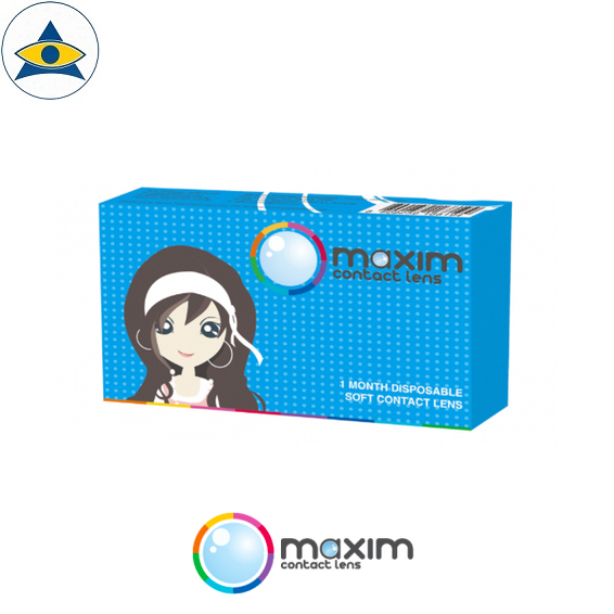 maxim blue box monthly cosmetic colour contact lenses tampines admiralty optical