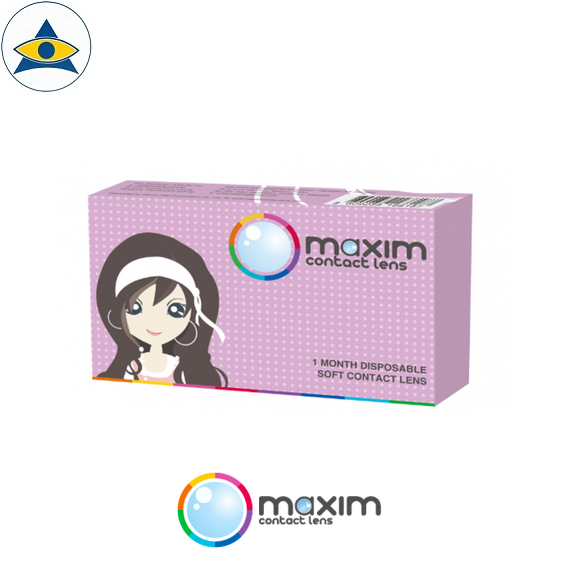 maxim purple box monthly cosmetic colour contact lenses tampines admiralty optical