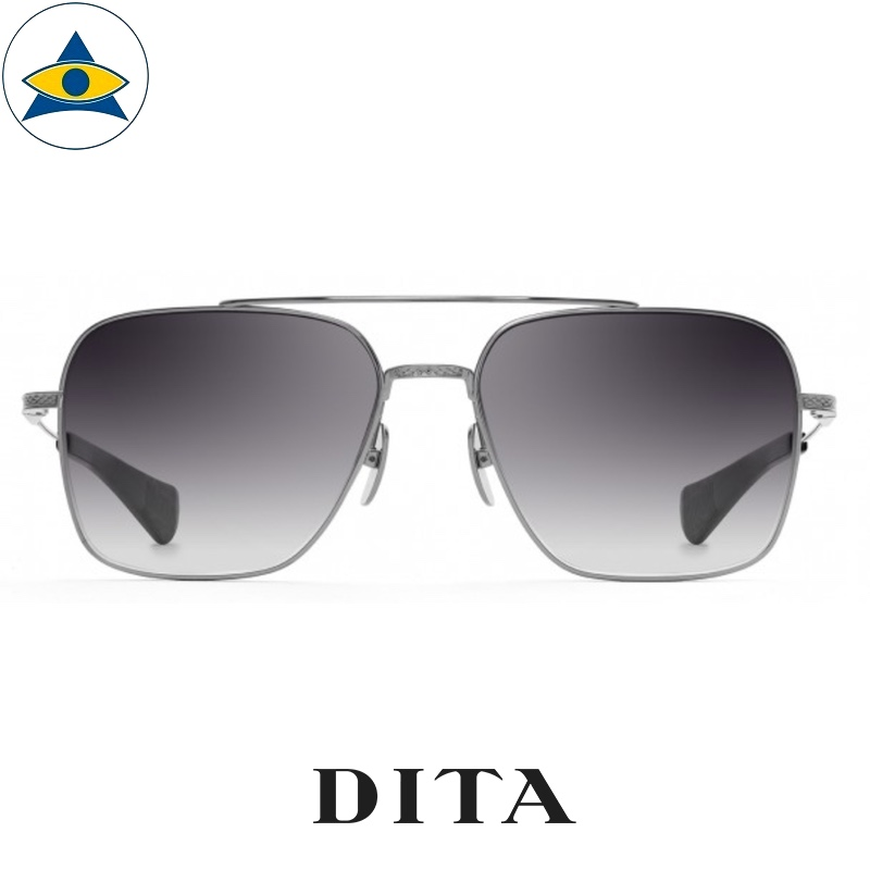 dita flight seven dts 111-57BLACK PALLADIUM LENS GREY GRADIENT s57171 $ 1 tampines admiralty optical