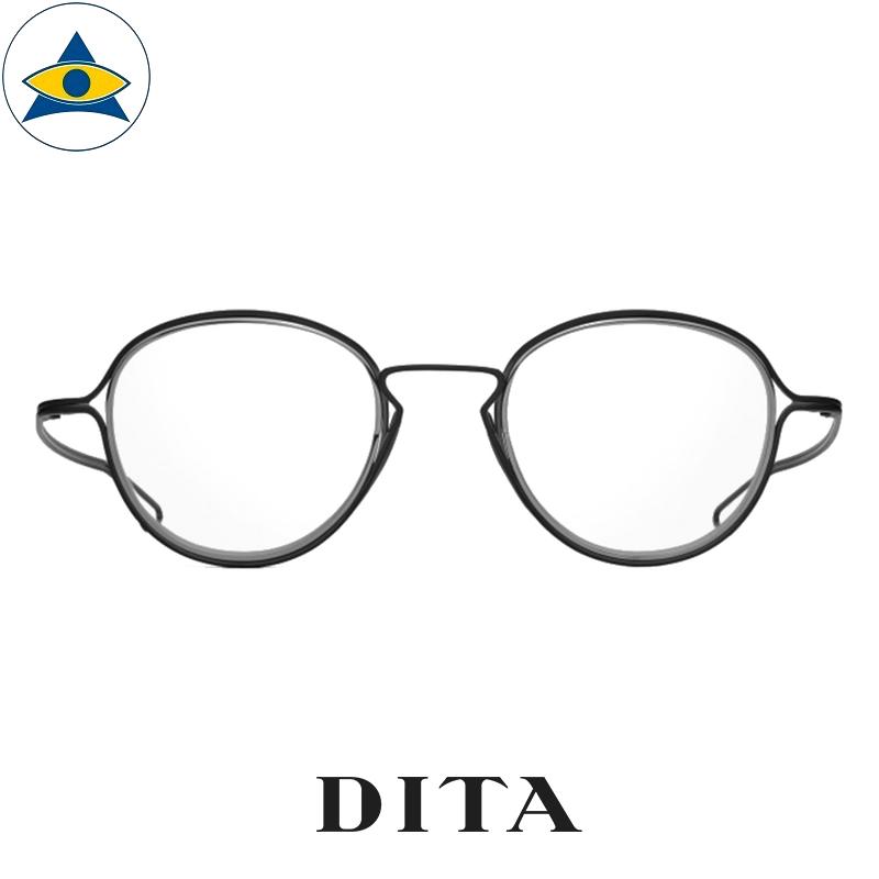 dita haliod dtx 100-48-03 black iron s4822 $ 2 tampines admiralty optical
