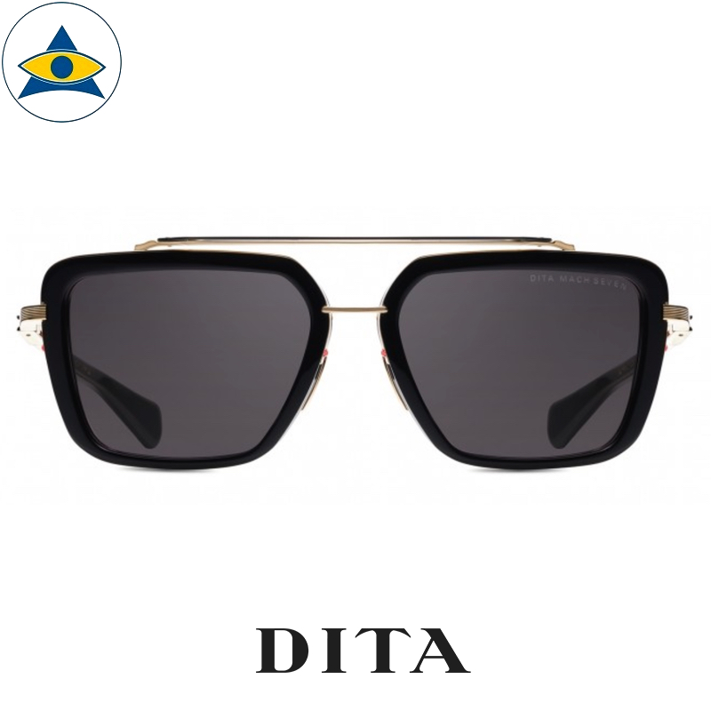 dita mach seven dts 135-56-01 blk gold s $ 2 tampines admiralty optical