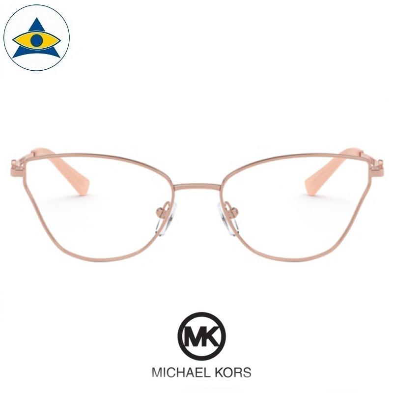 Michael kors eyewear MK 3039 Toulouse 1108 Rose Gold s5617 $228 2