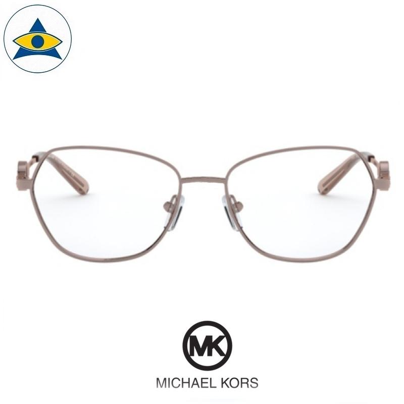 Michael kors eyewear MK 3040B Provenance 1213 Mink s5316 $258 2
