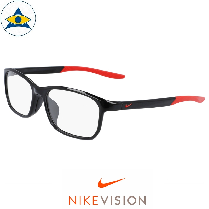 Nike 7137 007 Black:Red s5616 $178 Tampines Optical Admiralty Optical 2