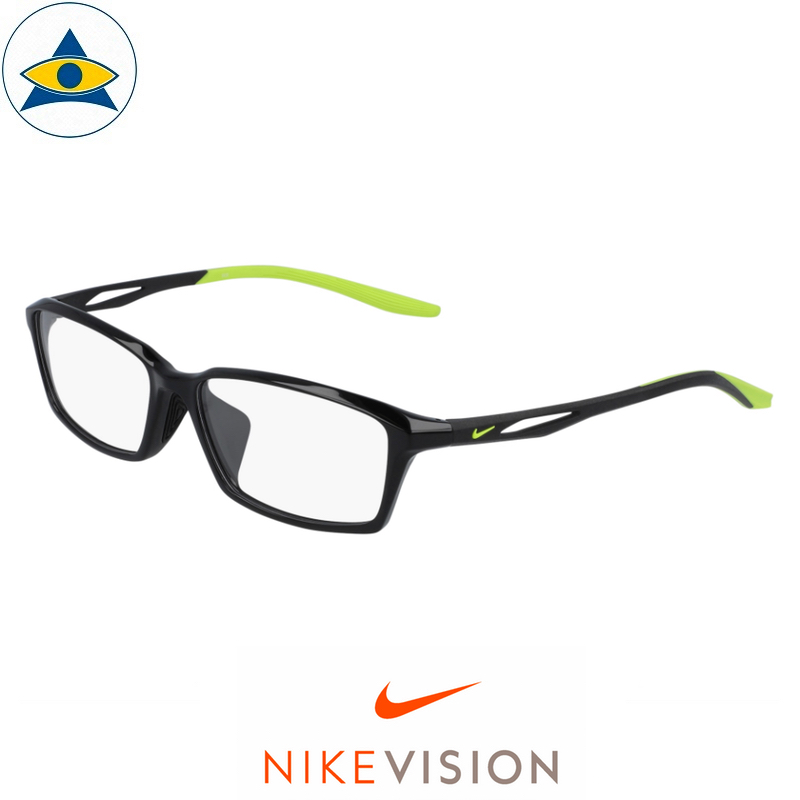 Nike 7261 001 Black:Volt s5615 $178 Tampines Optical Admiralty Optical 1