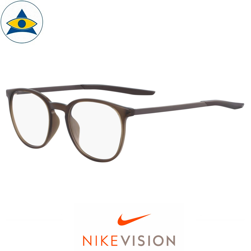 Nike 7280 207 Brown s5020 $228 Tampines Optical Admiralty Optical 1