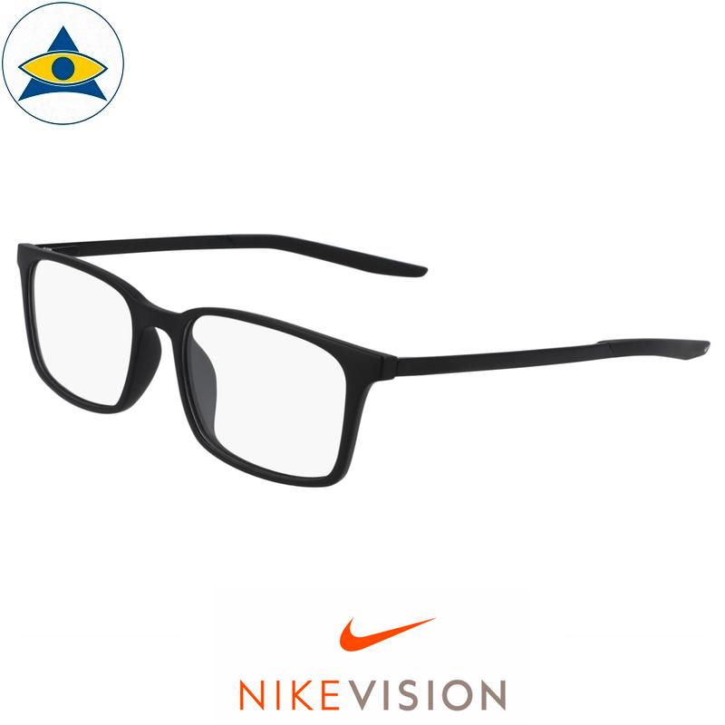 Nike 7282 001 Matte Black s5217 $178 Tampines Optical Admiralty Optical 2