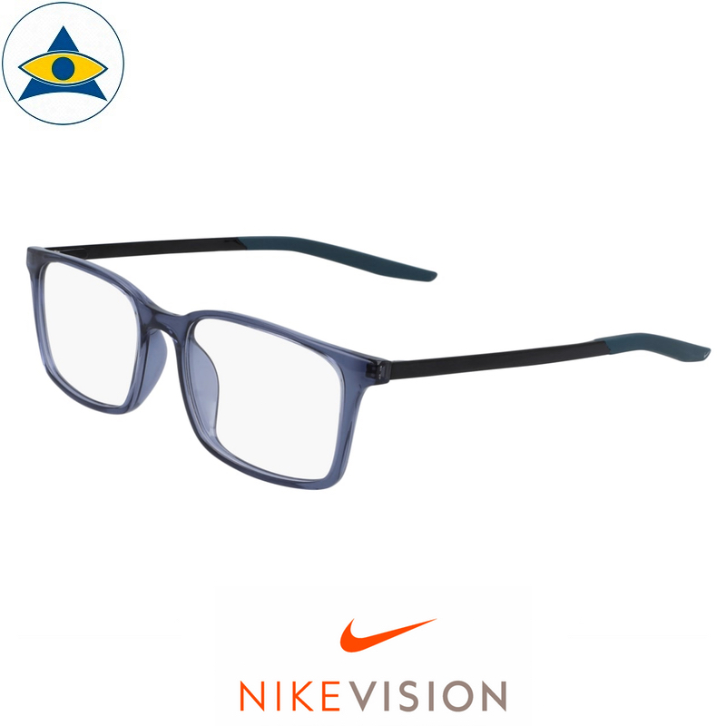 Nike 7282 412 Thunder Blue s5217 $178 Tampines Optical Admiralty Optical 1