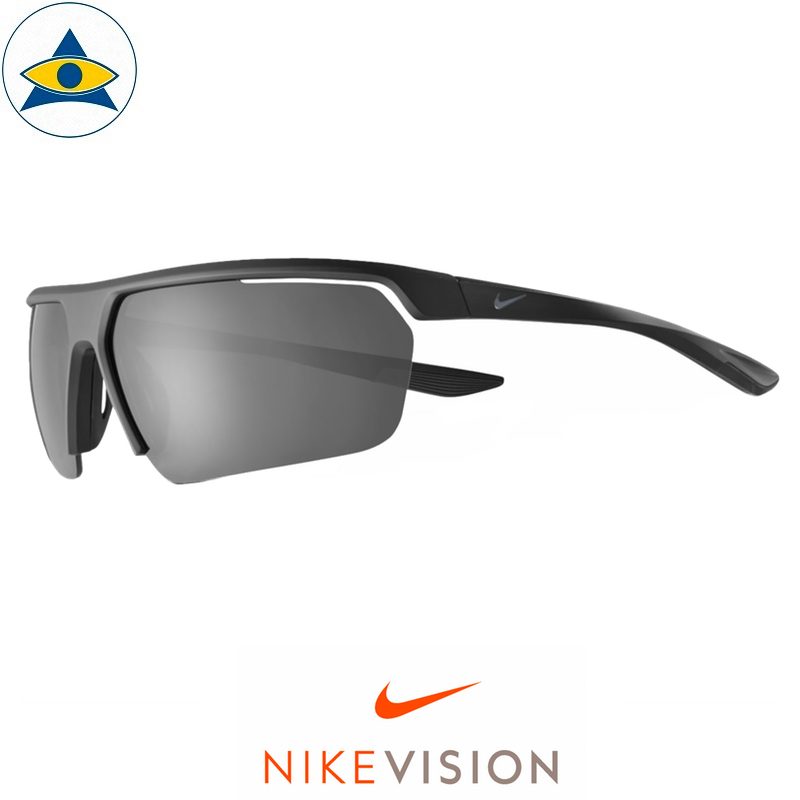 Nike Sunglass DC 2910 Gale Force AF 010 Matte Black w Grey s73-13 168 Tampines Optical Admiralty Optical 1