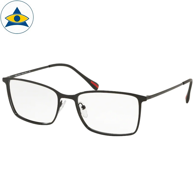 Prada Eyewear VPR 51L 1AB Black s5618 368 Tampines Optical Admiralty Optical 1