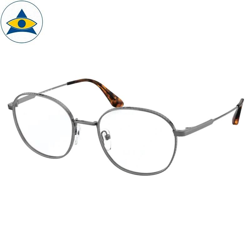 Prada Eyewear VPR 53WVF 5AV Gun Metal s5219 368 Tampines Optical Admiralty Optical 1