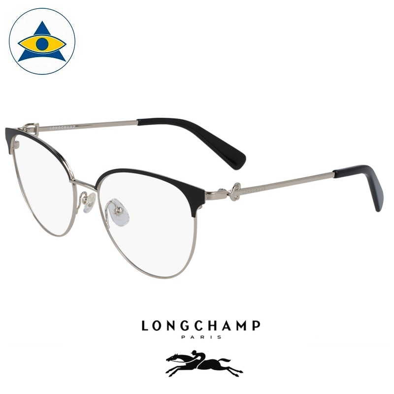 Long Champ 2134 720 Black Gold S5217 $258 1 eyewear optical spectacle glasses tampines admiralty optical